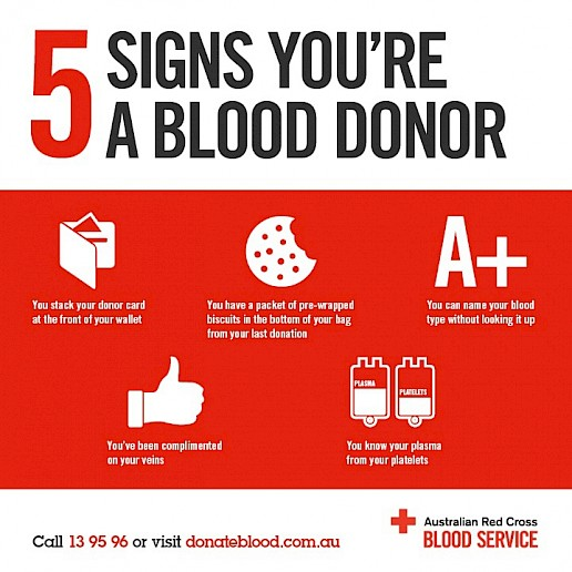 Blood Donor Swan Hill - 1332 3SH - Local News